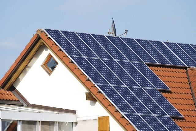 Painéis Solares em casas agrícolas