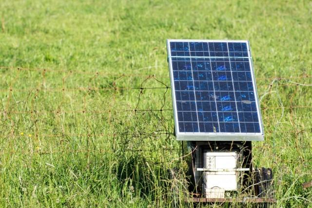 Painéis Solares na agricultura